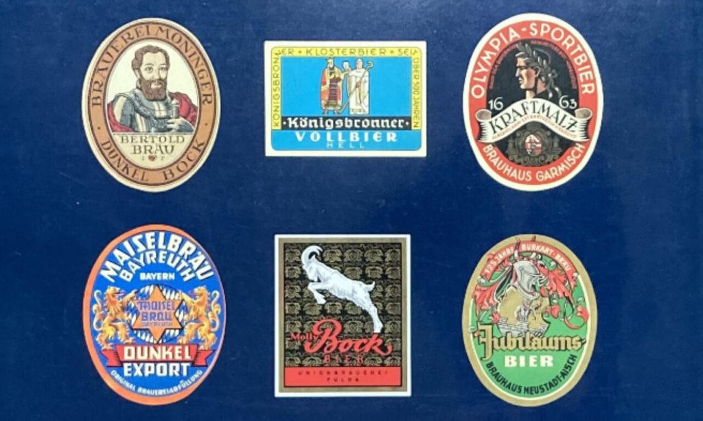 ドイツ・ビアレアベルの宝庫という書籍の裏表紙